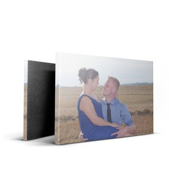 Personalised canvas -75 x 50 cm