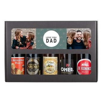 Belgian gift set