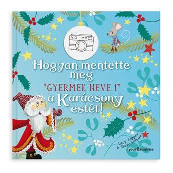 Könyv - Karácsony mentése
