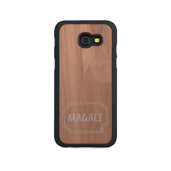 Coque en bois Samsung Galaxy a5 (2017)