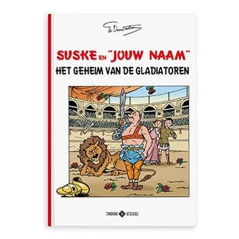 Suske en Wiske - Geheim van de gladiatoren (SC)