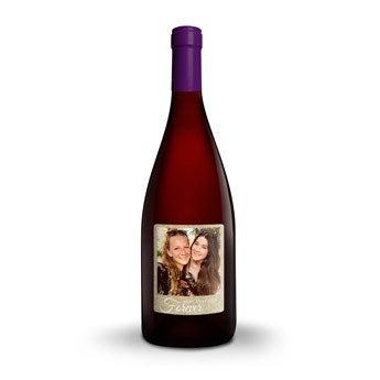 Salentein Pinot Noir - Med tryckt etikett