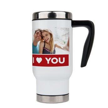 Mug Thermos Café