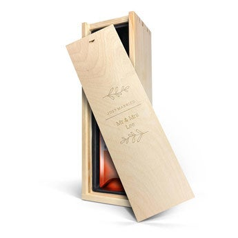 Belvy - Rosé - I graverad låda