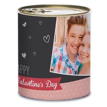 Boîte à bonbons - Coeurs