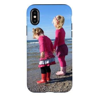 iPhone X - Cover Rigida Personalizzata