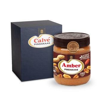 Calvé pindakaas pot in giftbox - 350 gram