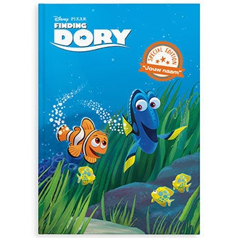 Disney Dory avonturenboek - XL