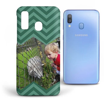 Galaxy A40 case - Fully printed