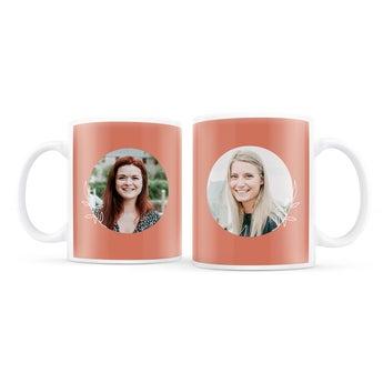 Set de tazas personalizadas - Amor