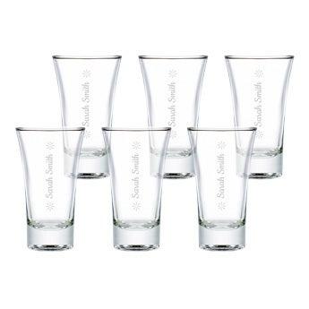 Shotglass (6 stykk)