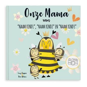 Onze Mama - Hardcover
