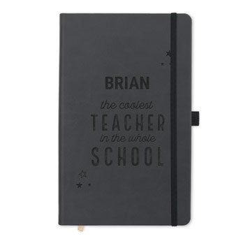 Notatbok for lærere