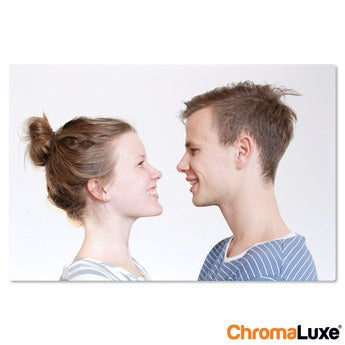 Tableau Photo ChromaLuxe - (75x50 cm)
