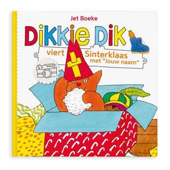 Dikkie Dik Sinterklaasboek