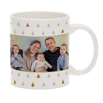Mug Noël avec photo