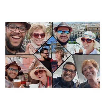 Puzzle con foto  - 120 piezas
