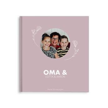 Fotobuch gestalten - Oma