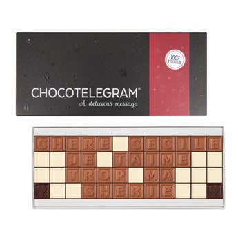 Chocotelegram - 4 x 12