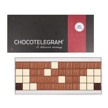 Chocotelegram - 4 x 12