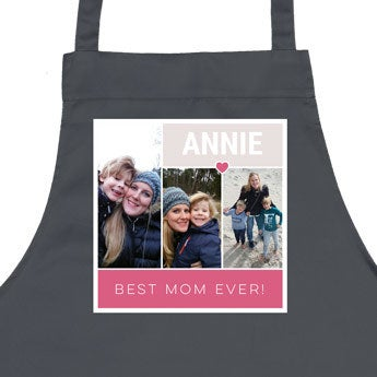 Mother's Day kitchen apron
