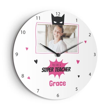 Clock for teachers - Large