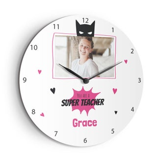 Relógio para professores - grande