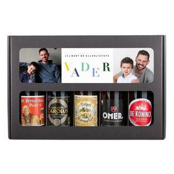 Bierpakket - Vaderdag - Belgisch