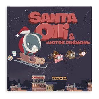 Livre Santa Olli (XXL)