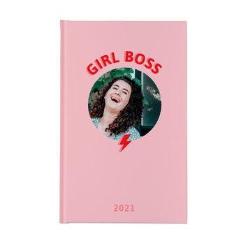 Taschenkalender 2021 - Softcover