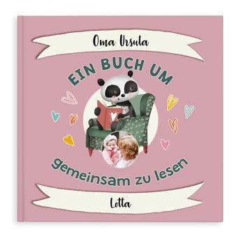 Ein Buch um zusammen... - Oma - Hardcover