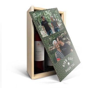 Salentein Malbec+Chardonnay-Couvercle imprimé