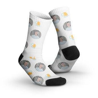 Chaussettes personnalisées 35-38
