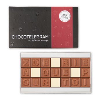 Chocotelegram - 3 x 7