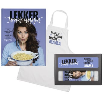 Lekker Miljuschka kookpakket voor mama's