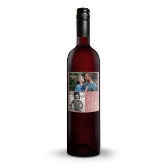 Belvy - Rotwein - Personalisiertes Etikett