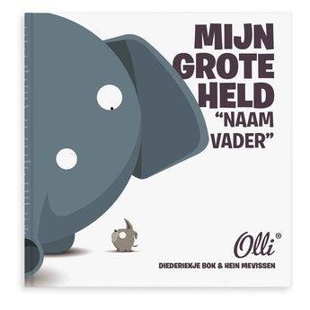 Olli Papa XL boek