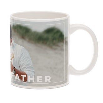 Personalised godfather mug