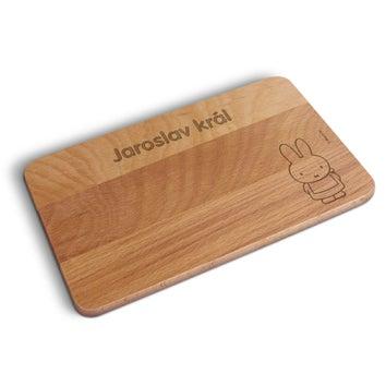 Chlebová deska - miffy - malá
