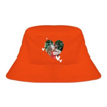 Fischerhut - orange