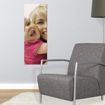 Photo on wood - panel