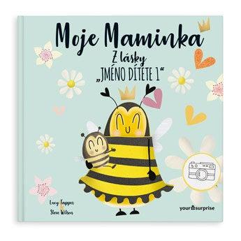 Kniha - Moje Maminka