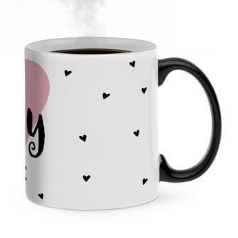 Personlig Magic Mug