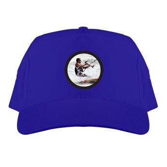 Cappello da baseball - Blu