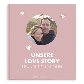 Fotobuch - Unsere Love Story