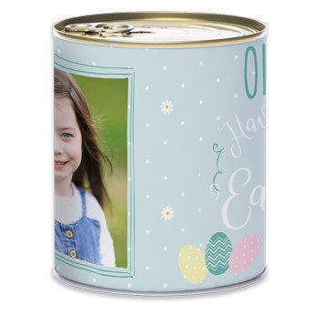 Tin of sweets - Easter Eggs