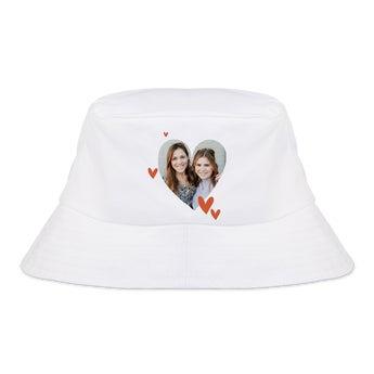 Sol hat - Hvid