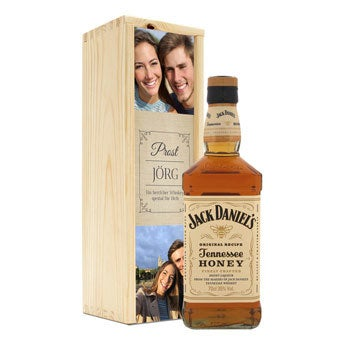 Bourbon Jack Daniels Honey