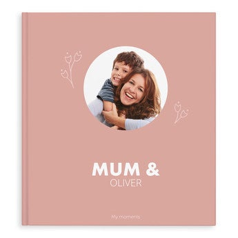 Photo album - Mummy & Me/Us - XL - HC (40)