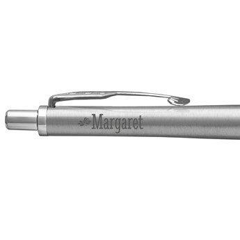 Parker - Urban Metro kuglepen - Sølv (venstre hånd)